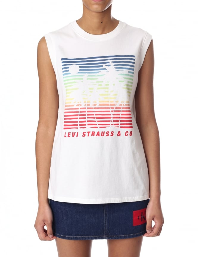 Levi's Women's On Tour Tank Top