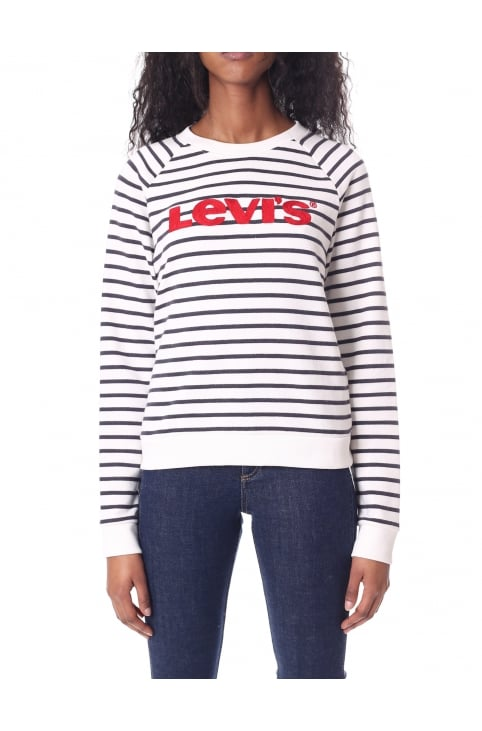 Women's Relaxed Crew Sweat Top