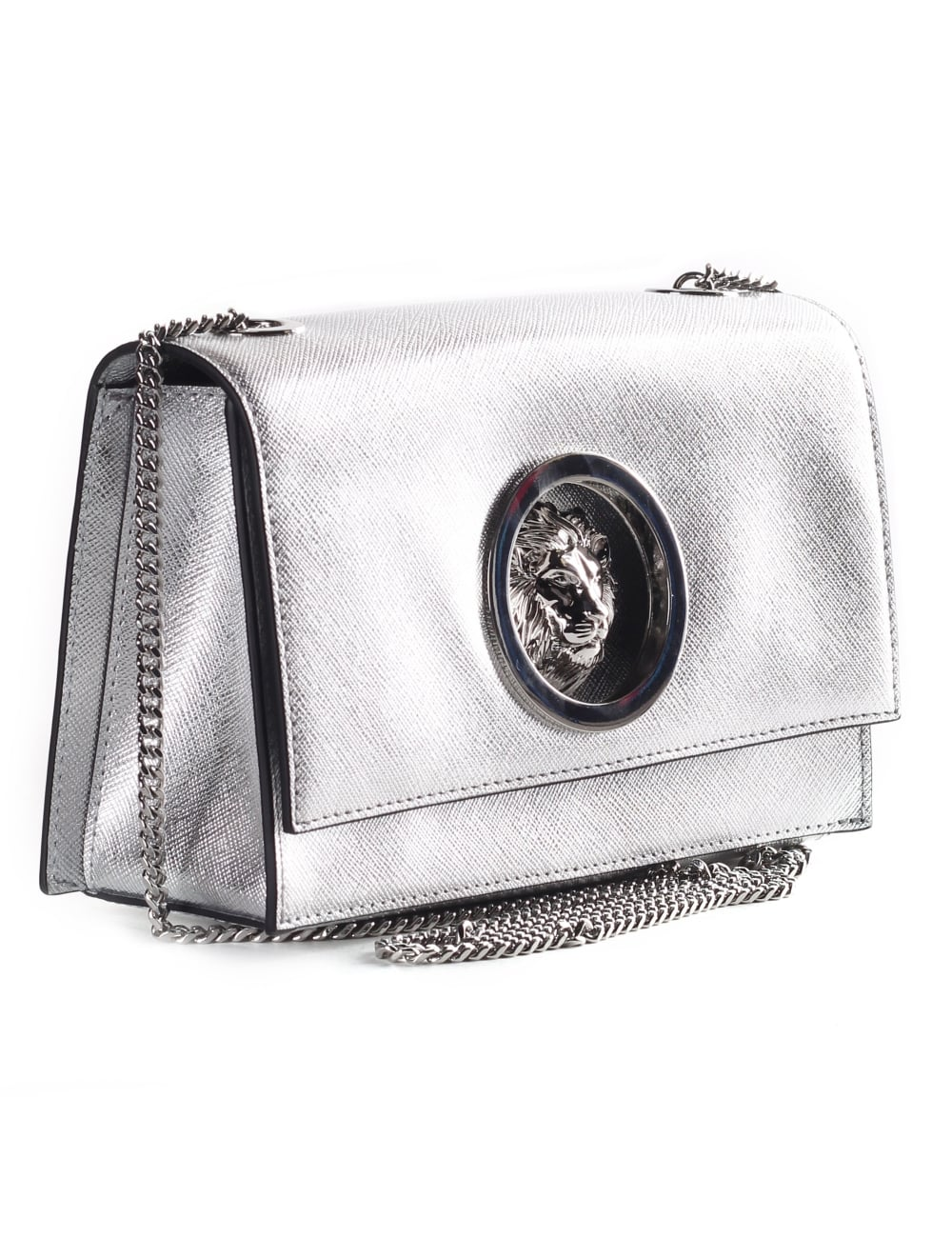 63f3e85ad4 Versus Versace Lion Head Women's Shoulder Bag