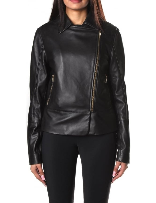 fine quality selected material choose newest Ted Baker Lizia Women's Biker Jacket