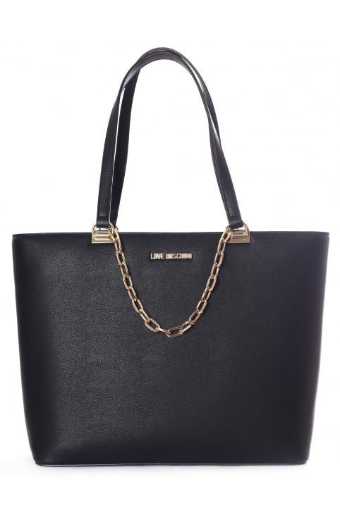 Chain Detail Women's Tote