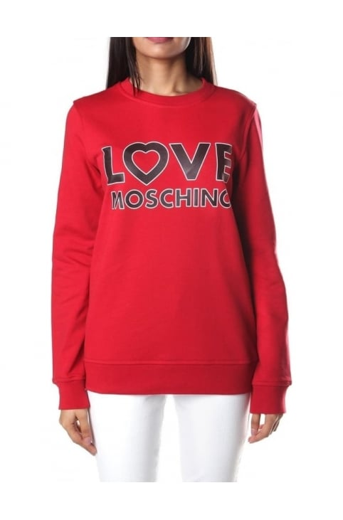 Love Moschino Women's Sweat Top