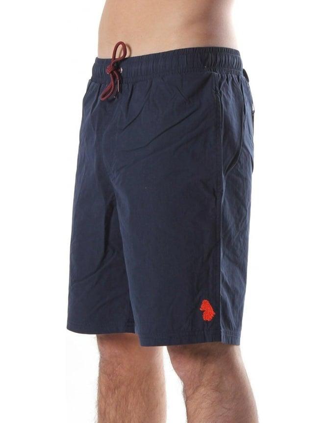Cagy Men s Swimming Shorts Dark Navy 16a21375e