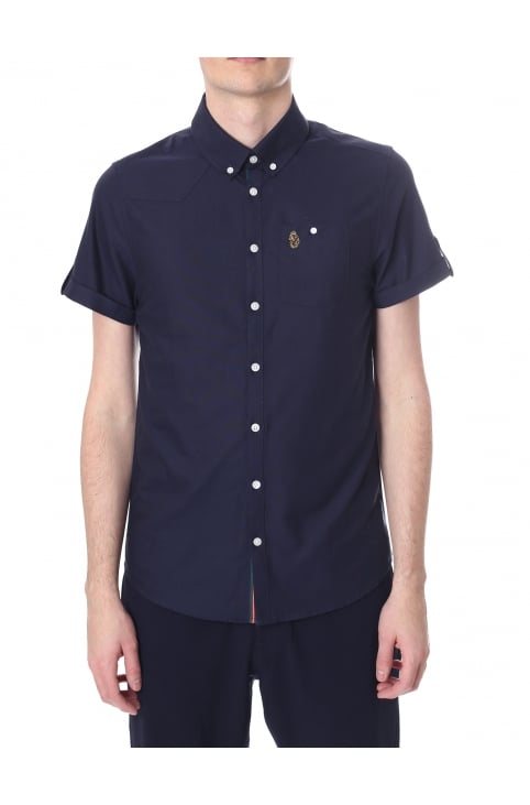 Jimmy Travel Men's Short Sleeve Shirt
