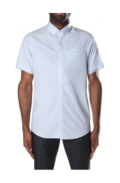 Men's Bridgesouth Short Sleeve Button Down Shirt