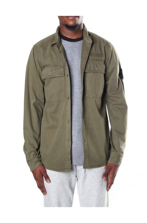 Men's Noir Military Jacket