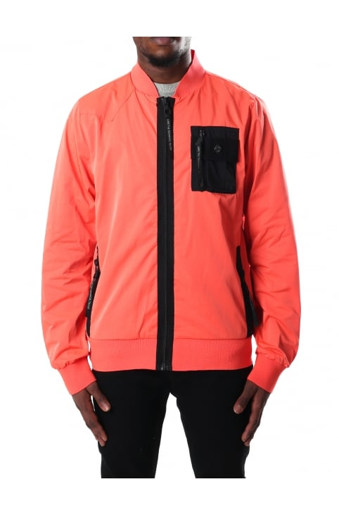 Men's Springer Patch Pocket Blouson