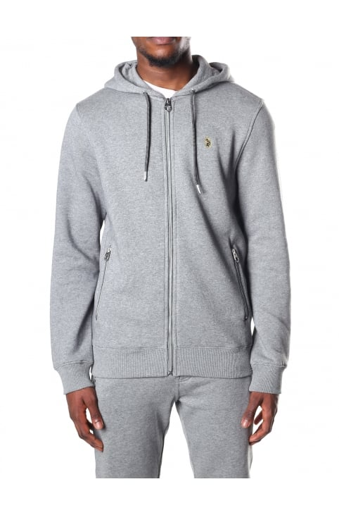 Men's Three A OTM Zip Hoody