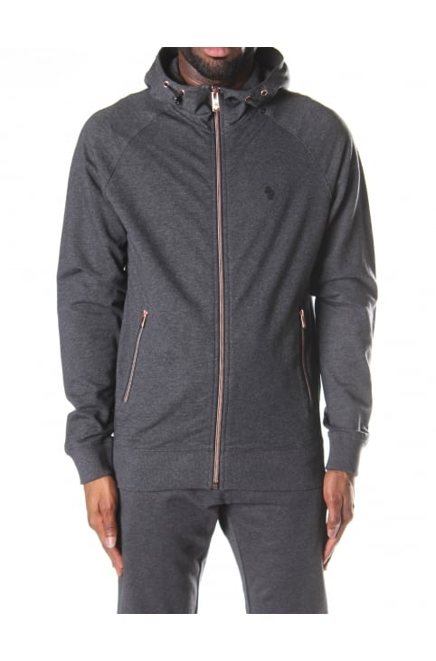Plug Men's Zip Through Hoody