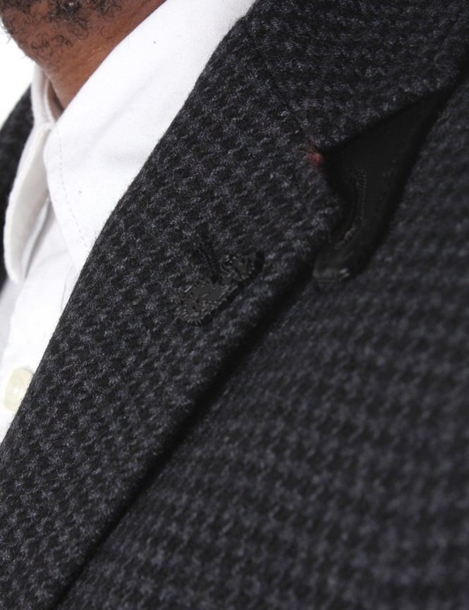 Luke 1977 Squire Men s Blazer Jacket Black 4b9b1f474