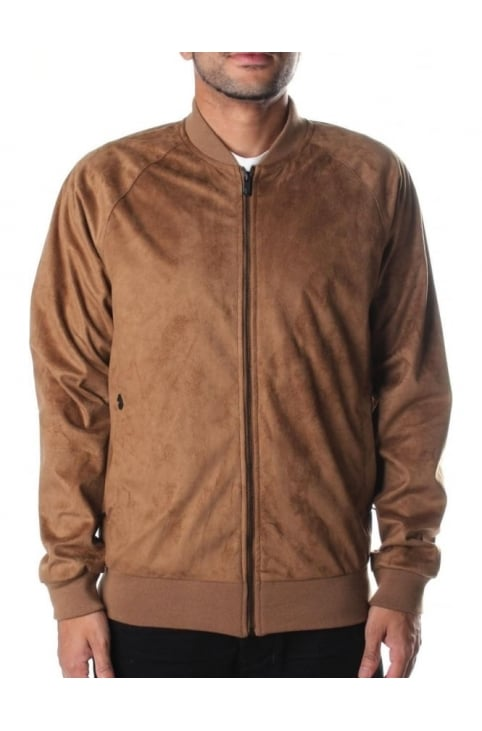 Suedehead Men's Bomber Jacket