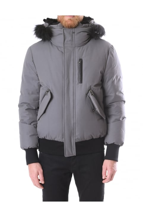 Dixon Men's Hip Length Parka