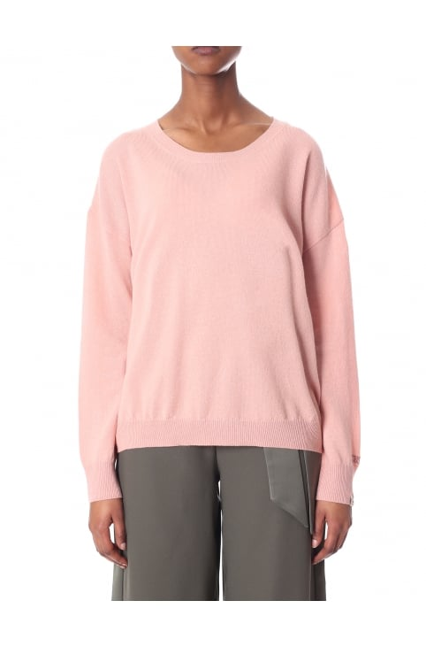 Women's Cashmere Blend Relaxed Knit