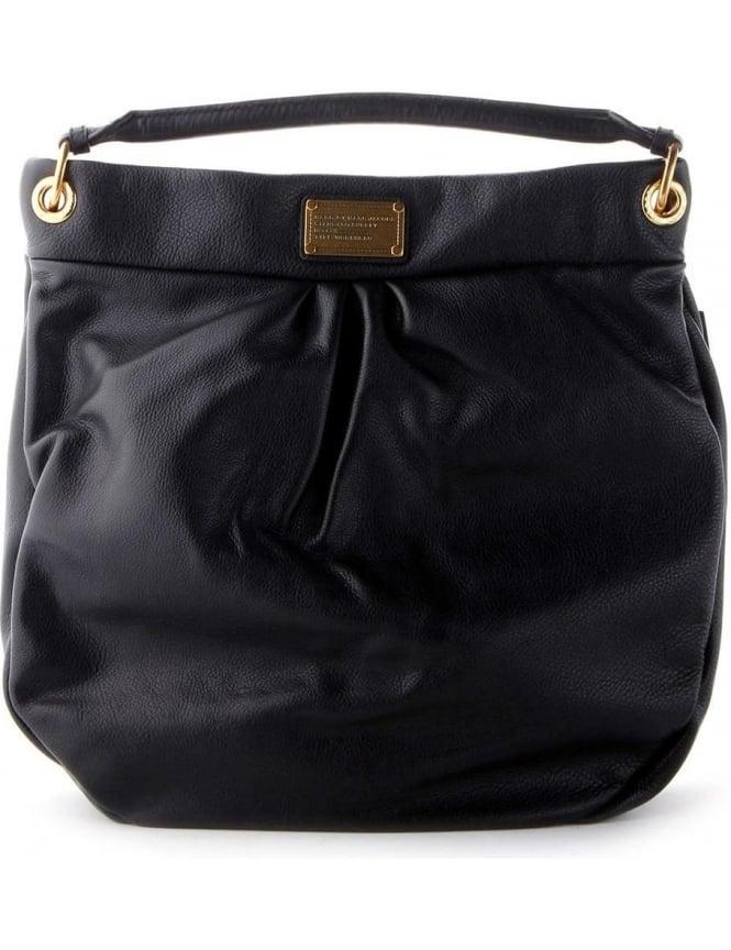 Marc Jacobs Classic Q Women s Hillier Hobo Bag Black 29f70bb481