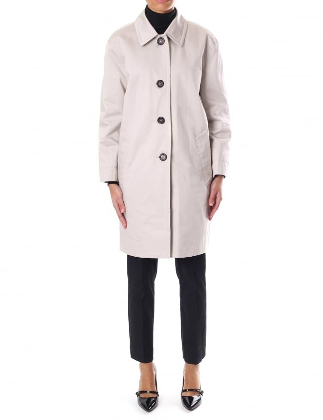 Marc Jacobs Balmacaan Women's Mac