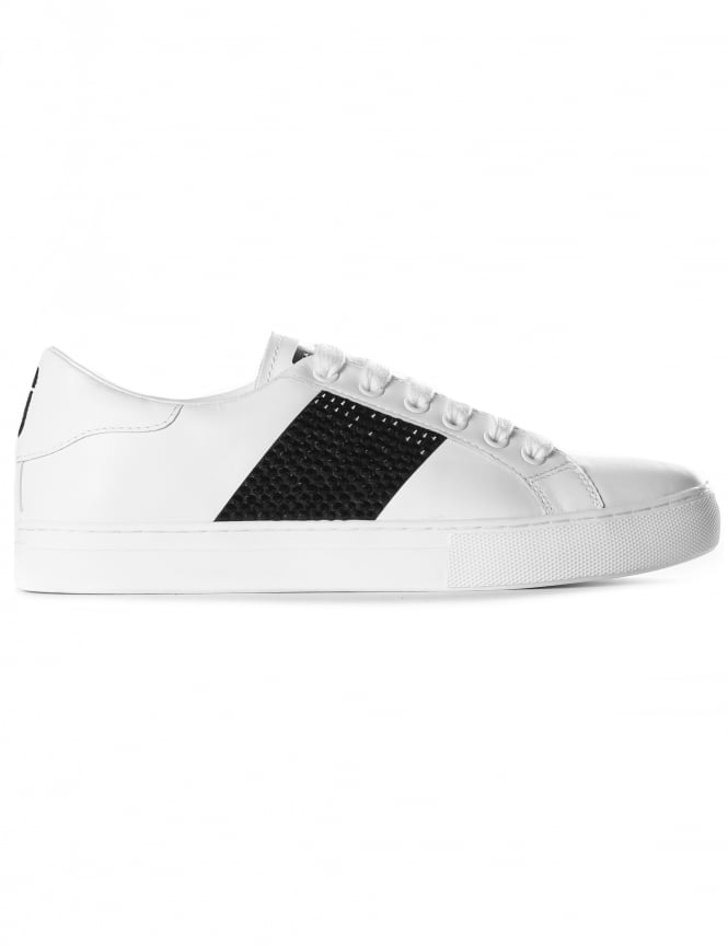Marc Jacobs Empire Strass Women's Low Top Sneaker