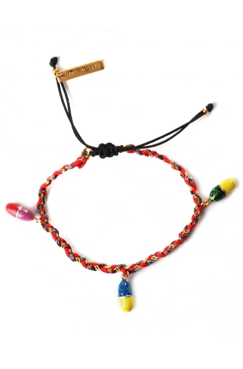 Pill Women's Friendship Bracelet