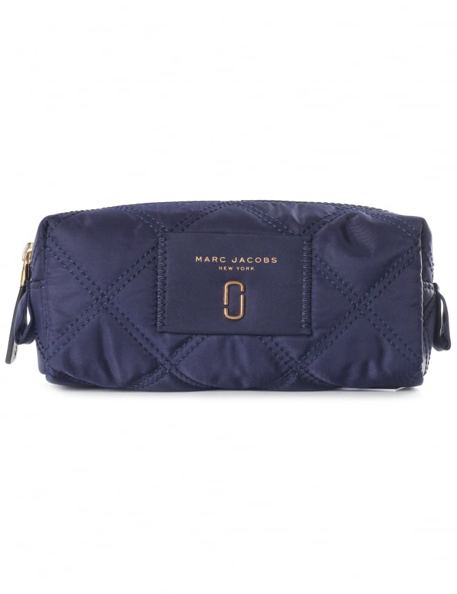 Marc Jacobs Quilted Women's Narrow Cosmetic Bag