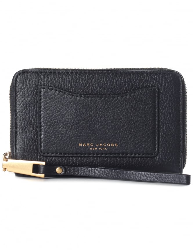 Marc Jacobs Recruit Women's Zip Top Phone Wristlet