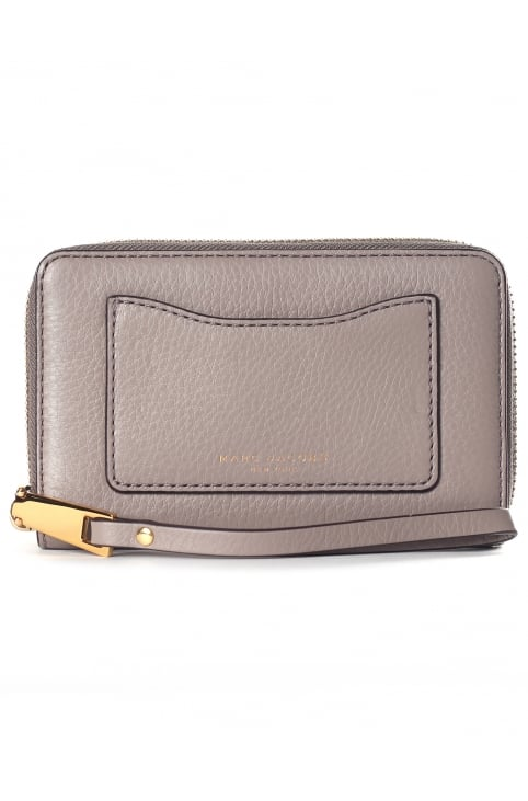 Recruit Women's Zip Top Phone Wristlet