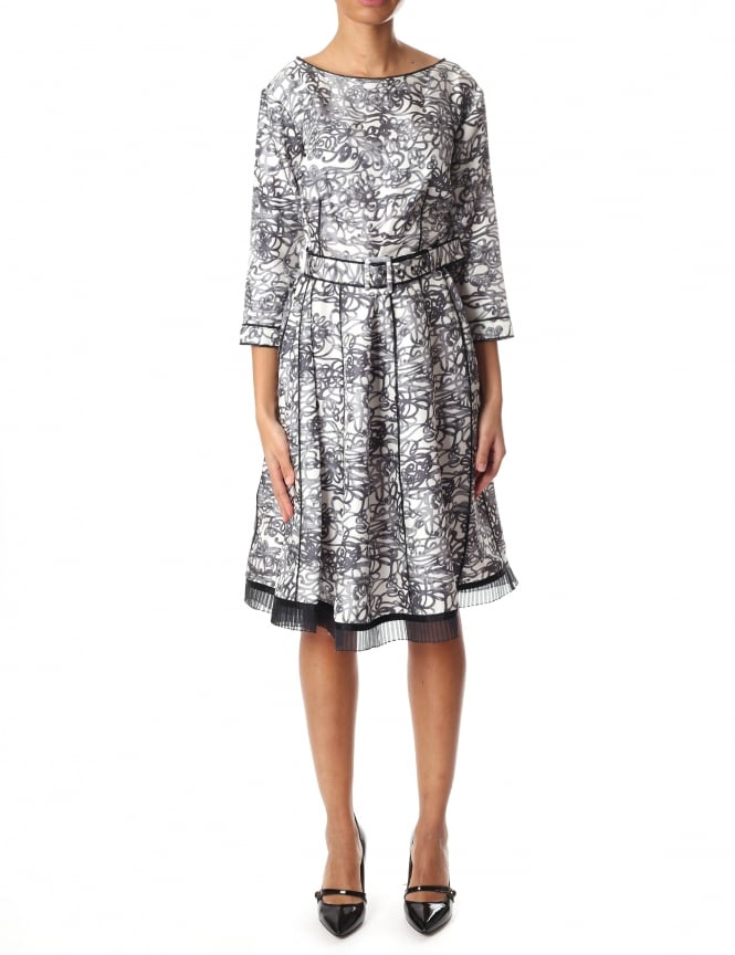 Marc Jacobs Squiggle Women's Dress