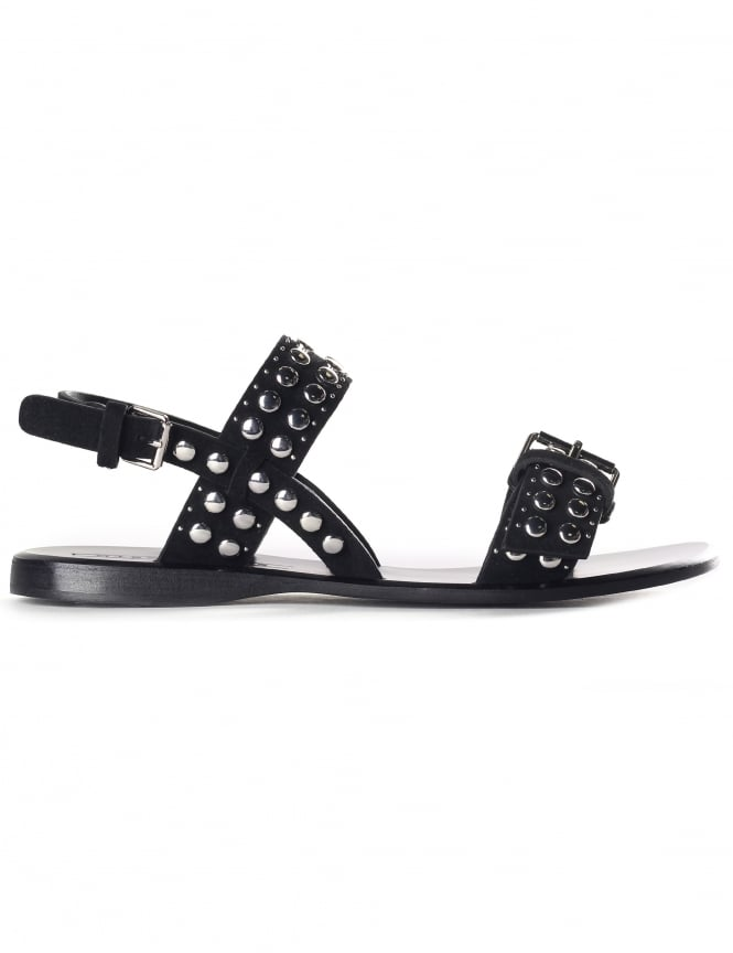 Marc Jacobs Tawny Women's Flat Studded Sandals
