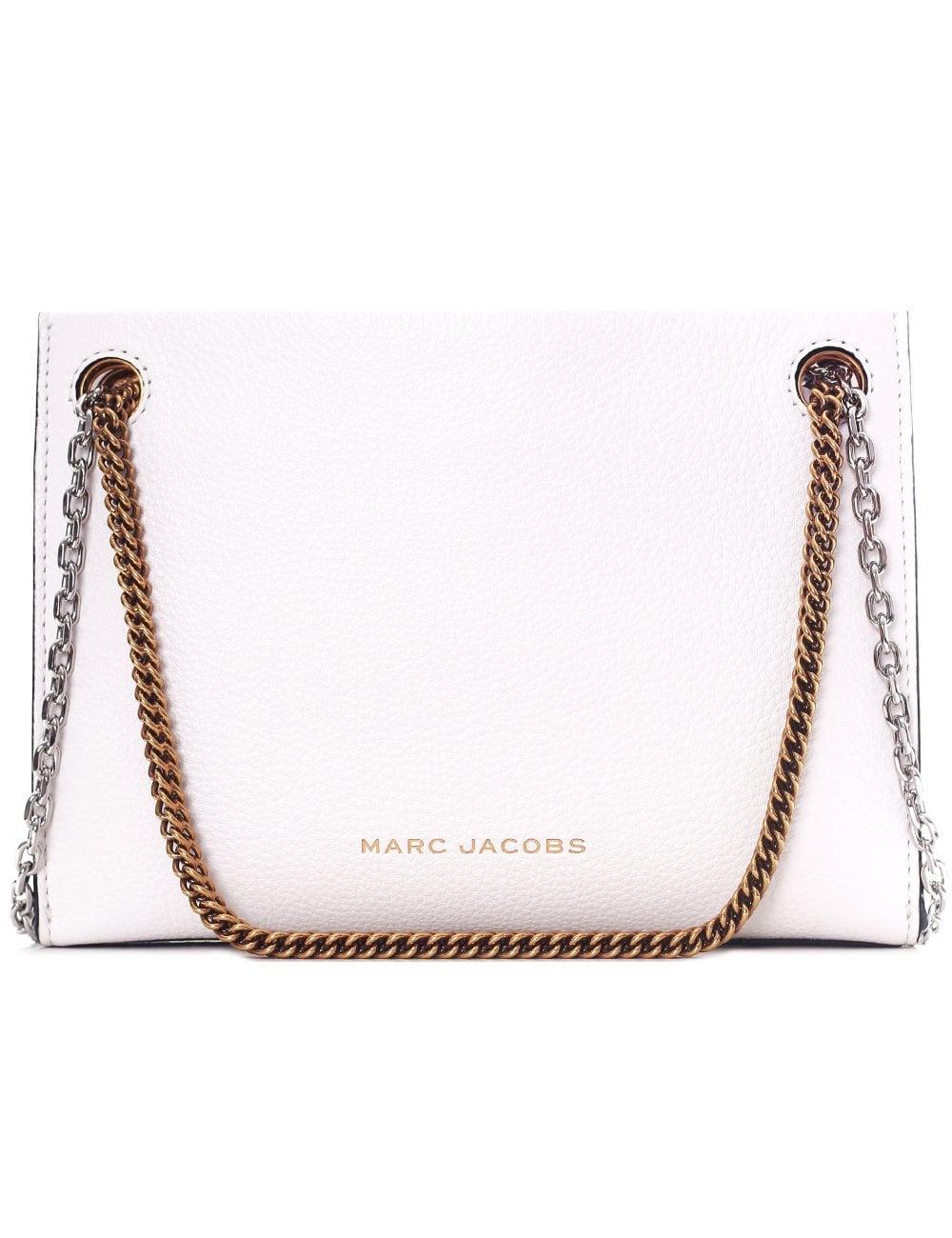 043d0fdbb72 Marc Jacobs Women's Double Link 27 Shoulder Bag