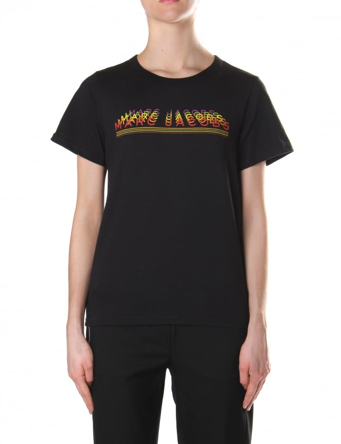 Marc Jacobs Women's Graphic Classic T-Shirt
