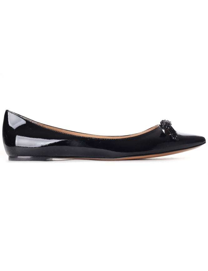 Marc Jacobs Women's Jaime Pointy Toe Flat Shoes