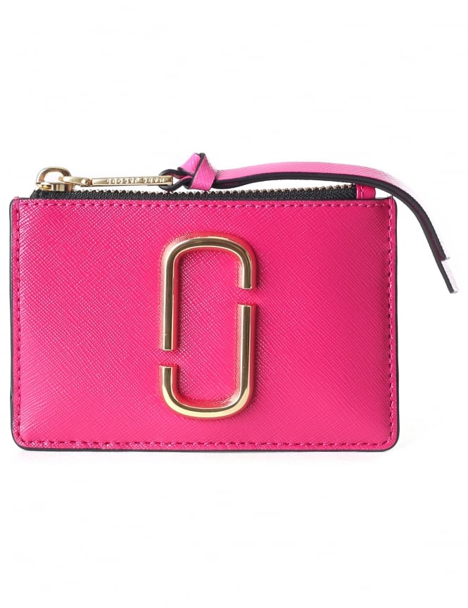 Marc Jacobs Women's Top Zip Multi Wallet