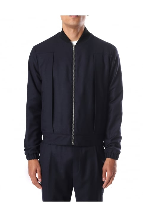Men's Pleat Blouson