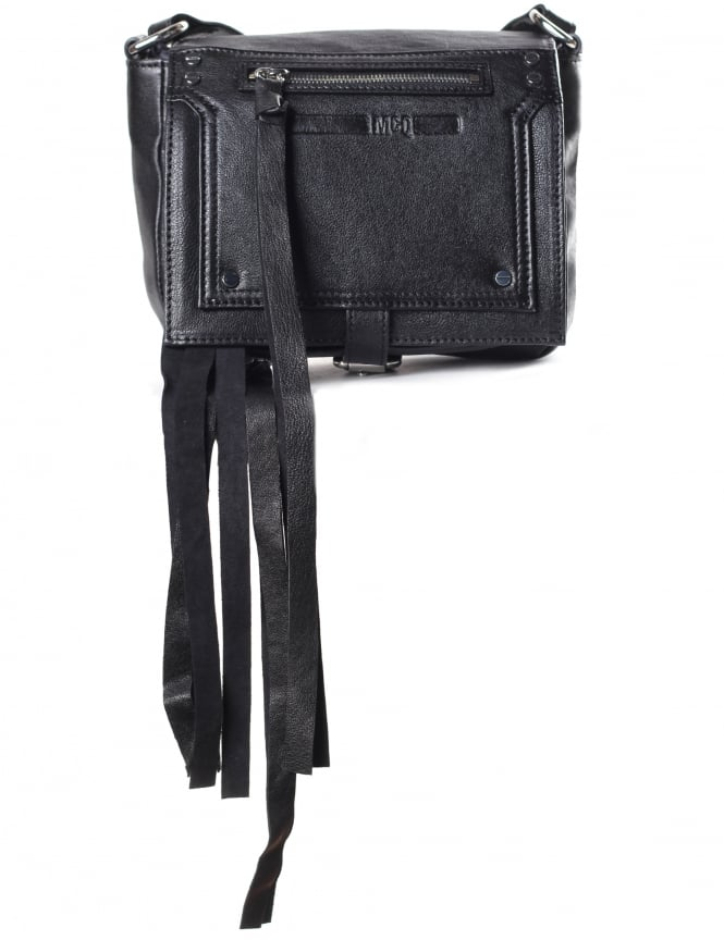 McQ by Alexander McQueen Mini Leather Women's Crossbody Bag