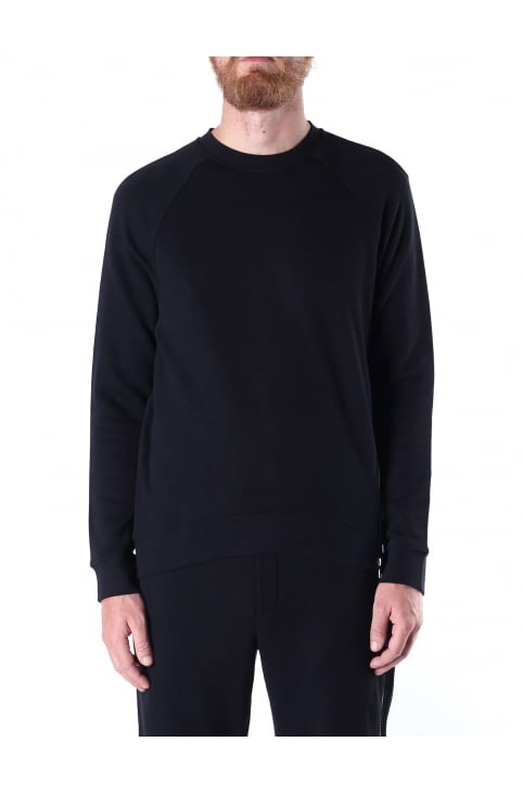 Twisted Zip Curtis Crew Neck Sweatshirt