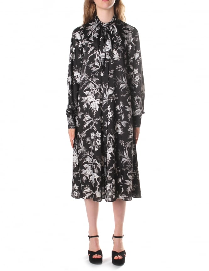 McQ by Alexander McQueen Women's Pussybow Dress