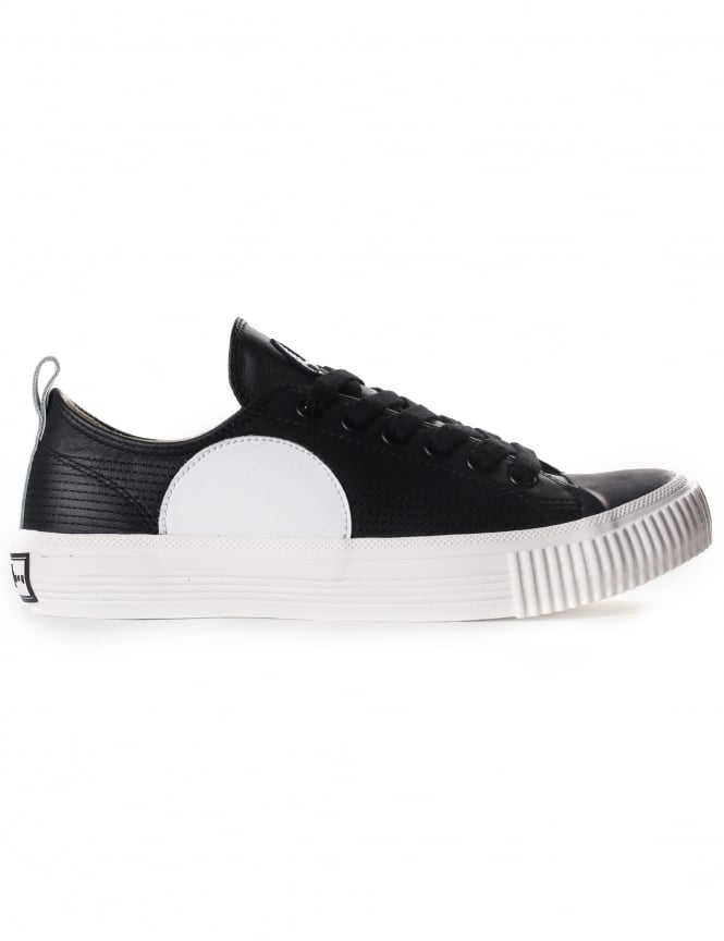 McQ by Alexander McQueen Women's Swallow Plimsoll Low Top Trainer