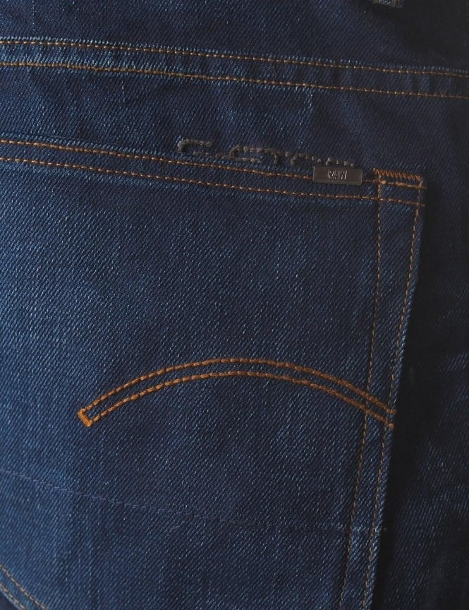 0c059f90560 G-Star Raw Men's 3301 Itano Stretch Denim Jean