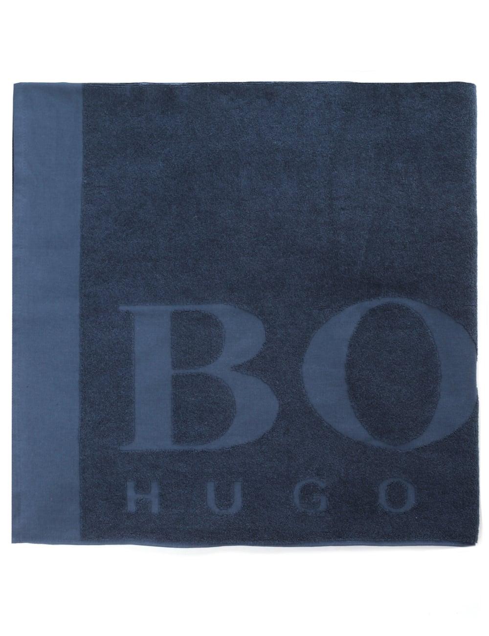 Boss Black Men's Beach Towel