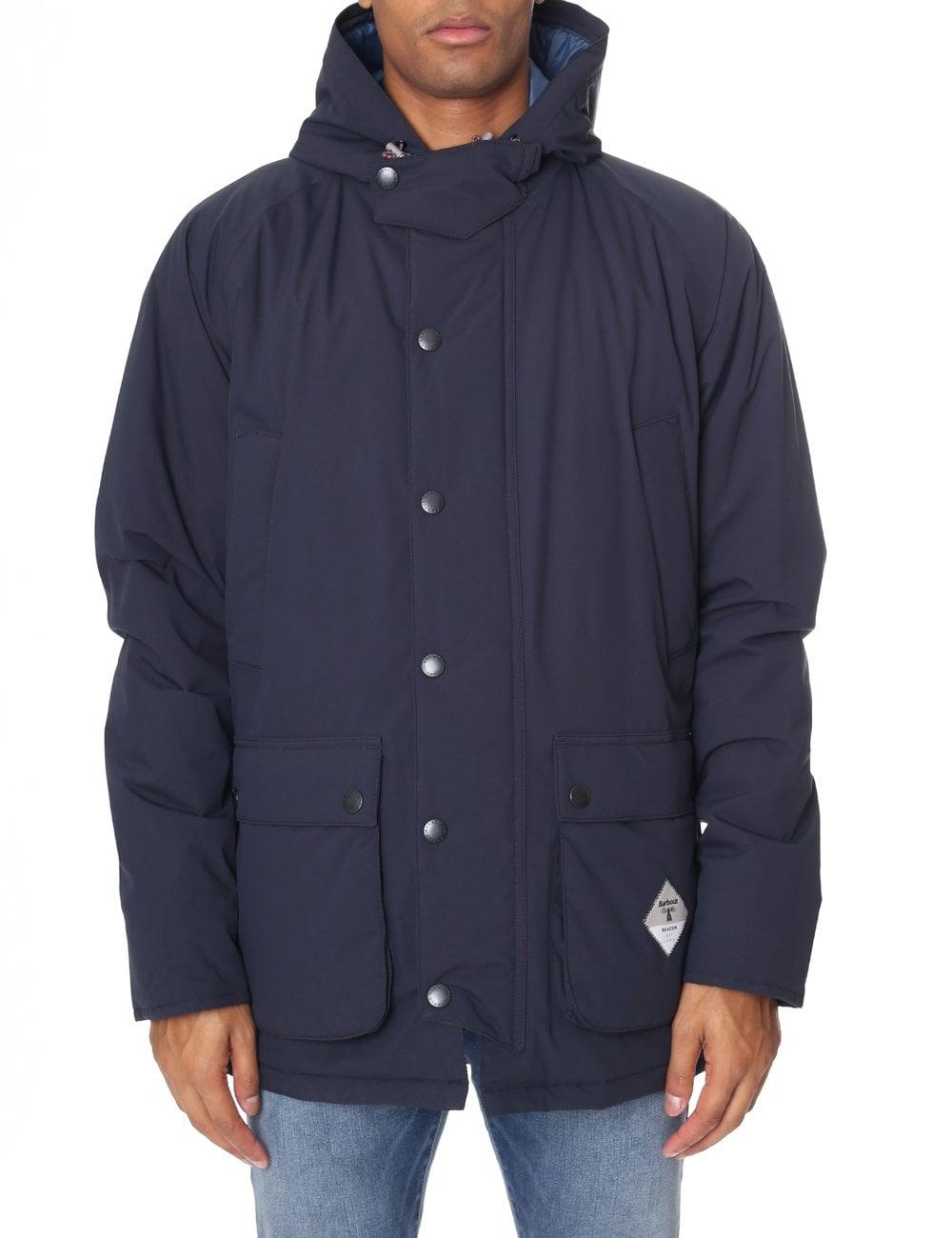 barbour beacon jacket