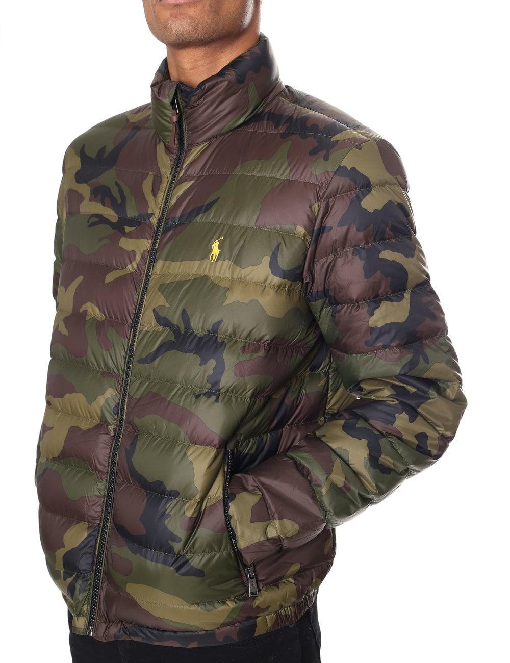 3c1838c50 Polo Ralph Lauren Men's Bleeker Down Filled Jacket