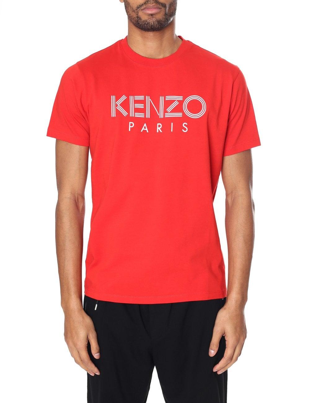 f6c3caaa Kenzo Men's Classic Kenzo Paris Tee