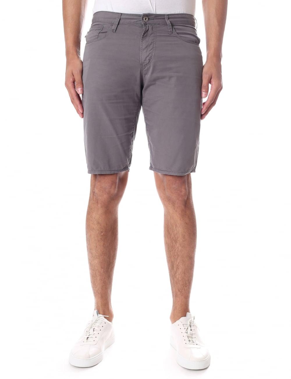 0d2e276e1a Emporio Armani Men's Cotton Bermuda Shorts