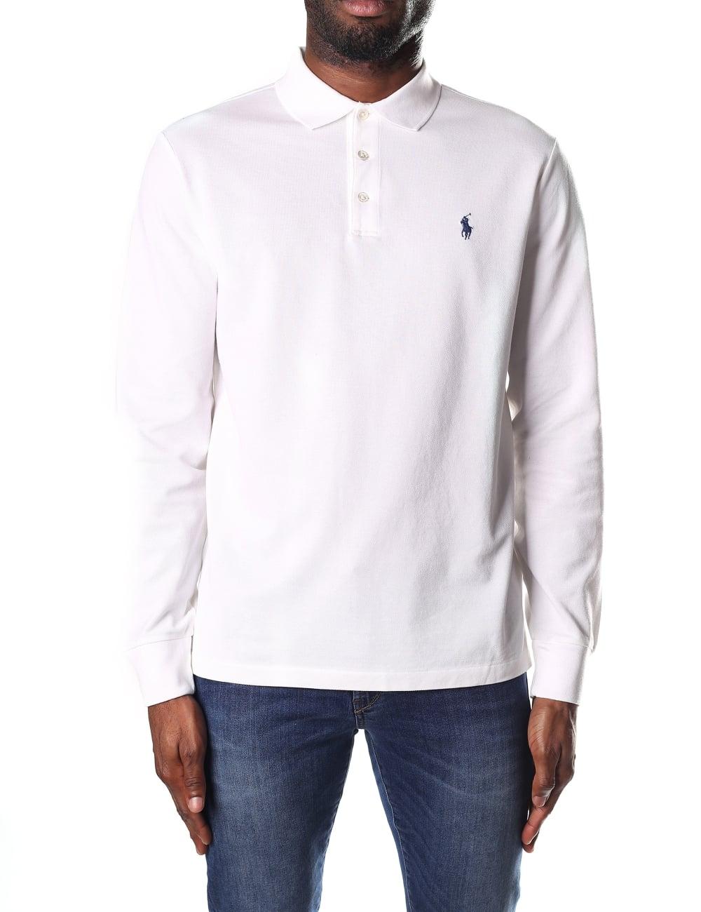 b3d43211b Polo Ralph Lauren Men s Custom Slim Fit Polo Shirt