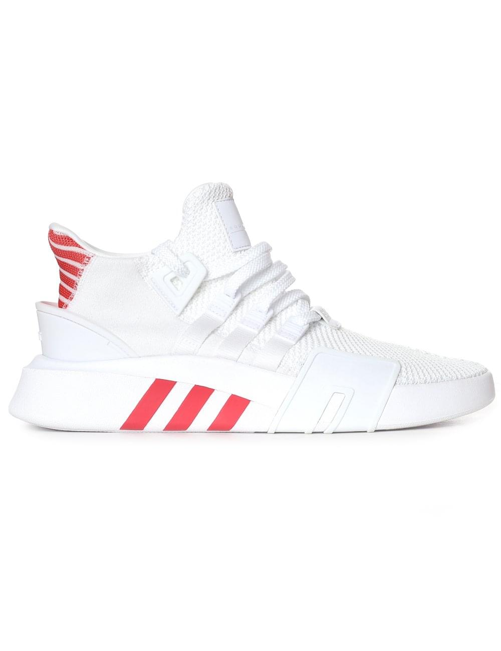 newest collection b9da5 5826a Adidas Men's EQT Basket Adv Trainers