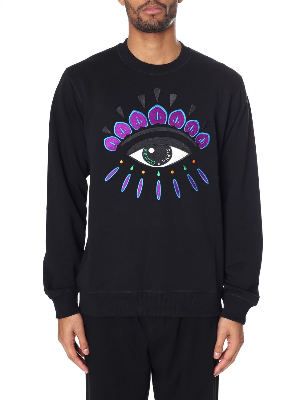 4cc3ee5c59ae Kenzo Men's Eye Sweatshirt