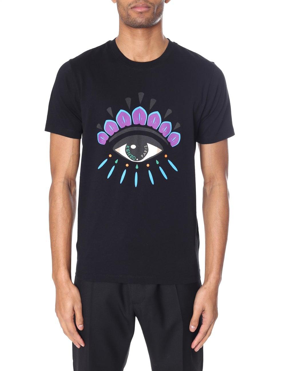 4d72966d21 Kenzo Men's Eye Tee