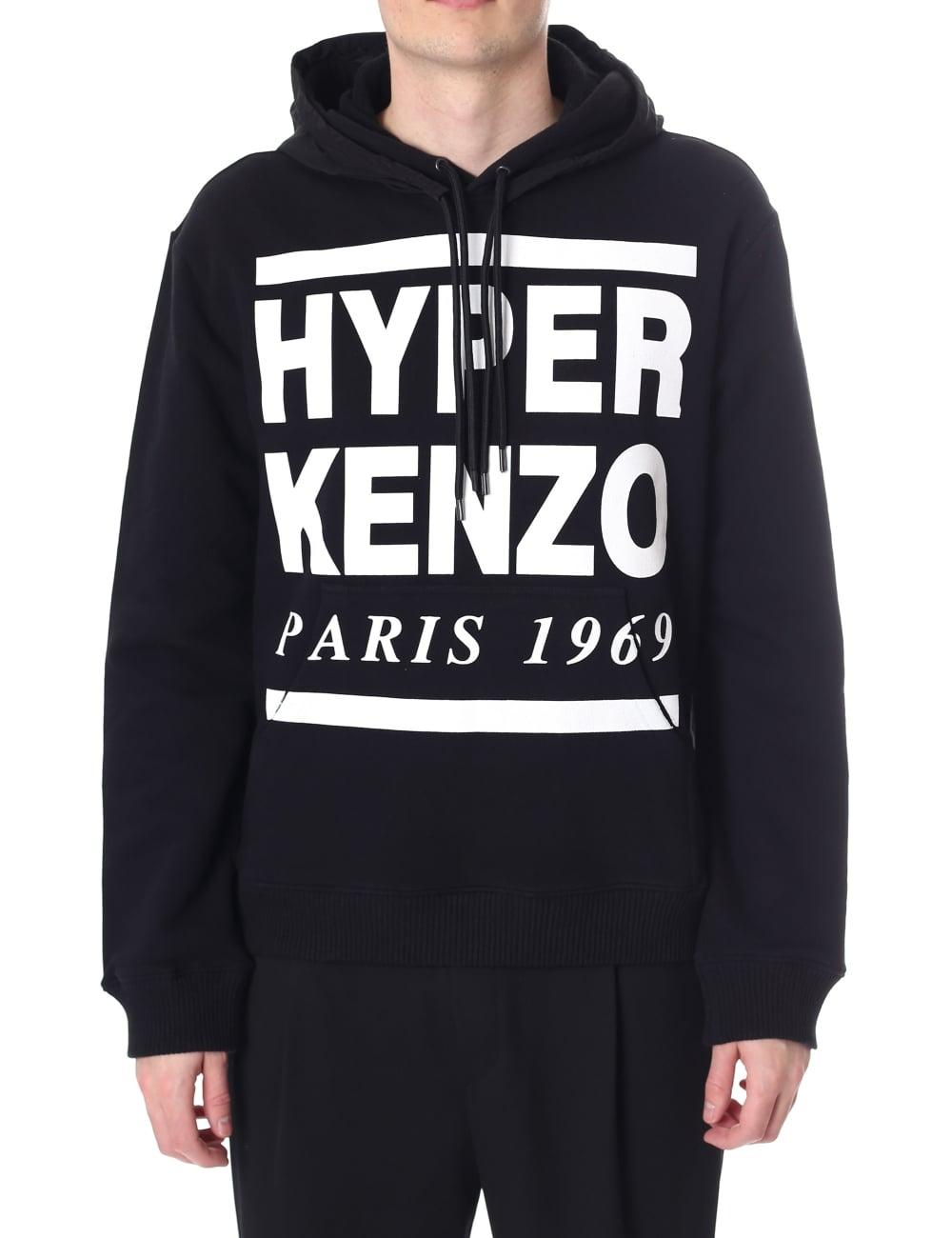 b4fe51932 Kenzo Men's Hyper Hooded Jumper