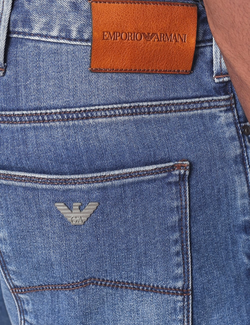aa449000d Emporio Armani Men's Jean
