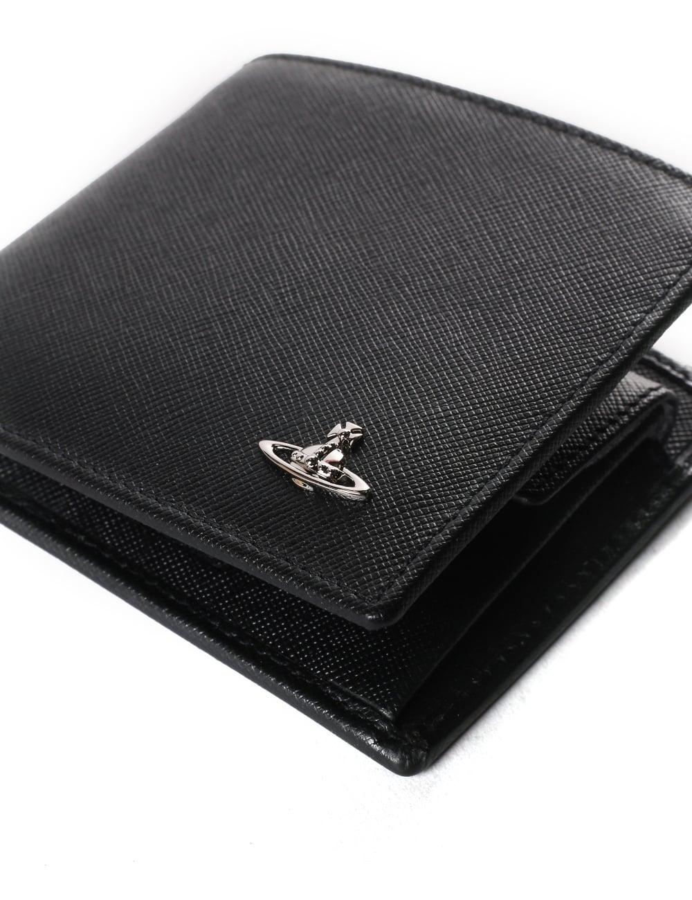 773cf38d487 Vivienne Westwood Men's Kent Wallet With Horizontal Coin Holder