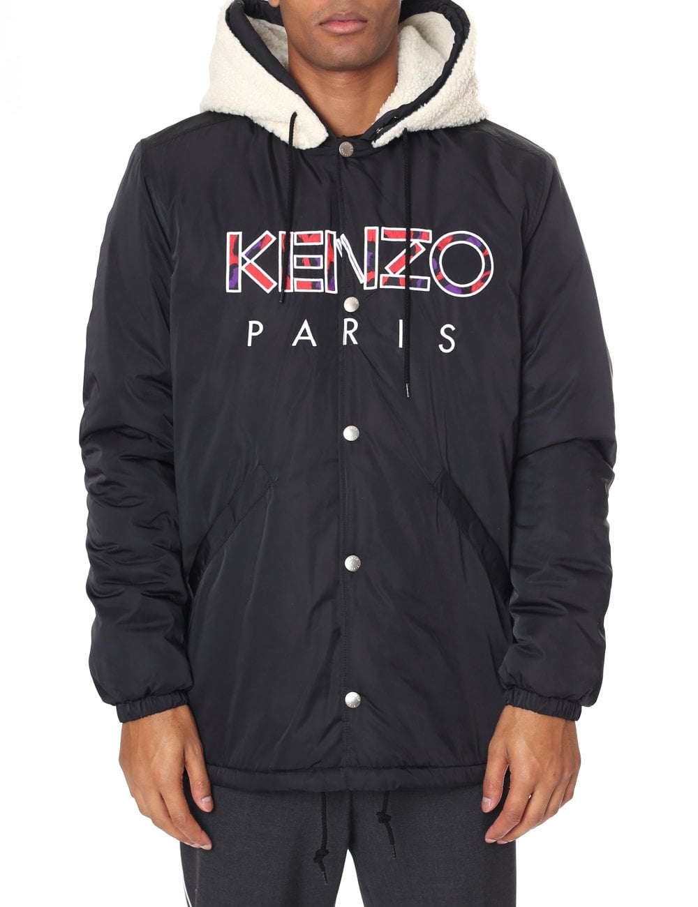 9c8a805e4 KENZO MEN'S KENZO PARIS PARKA