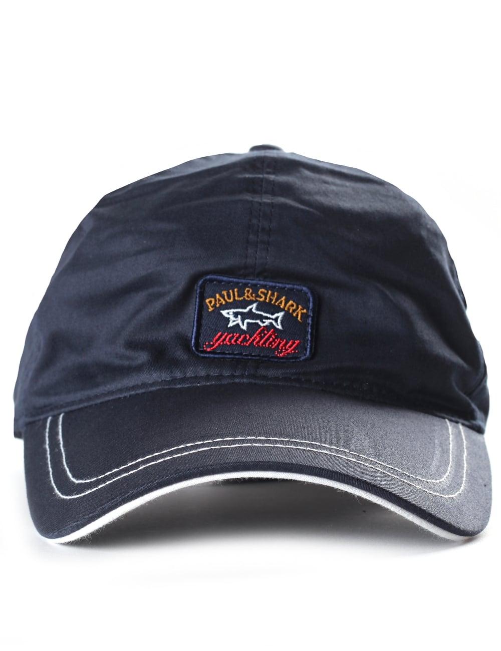 Paul & Shark Men's Logo Cap